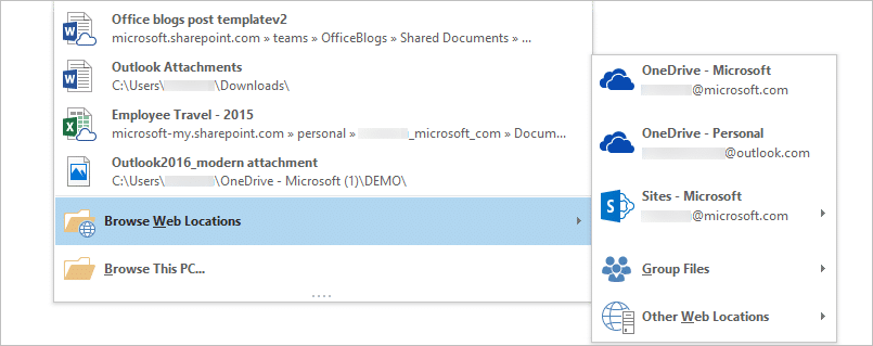 Приложение Outlook 2016 стало еще «умнее»!