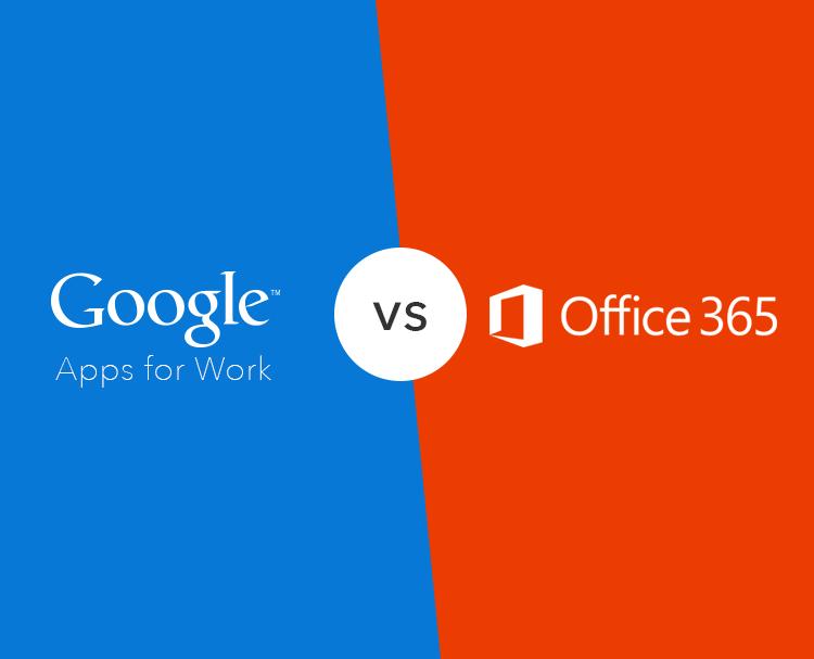 Office 365 или Google Apps