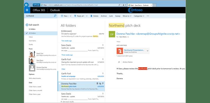 exchange online Microsoft