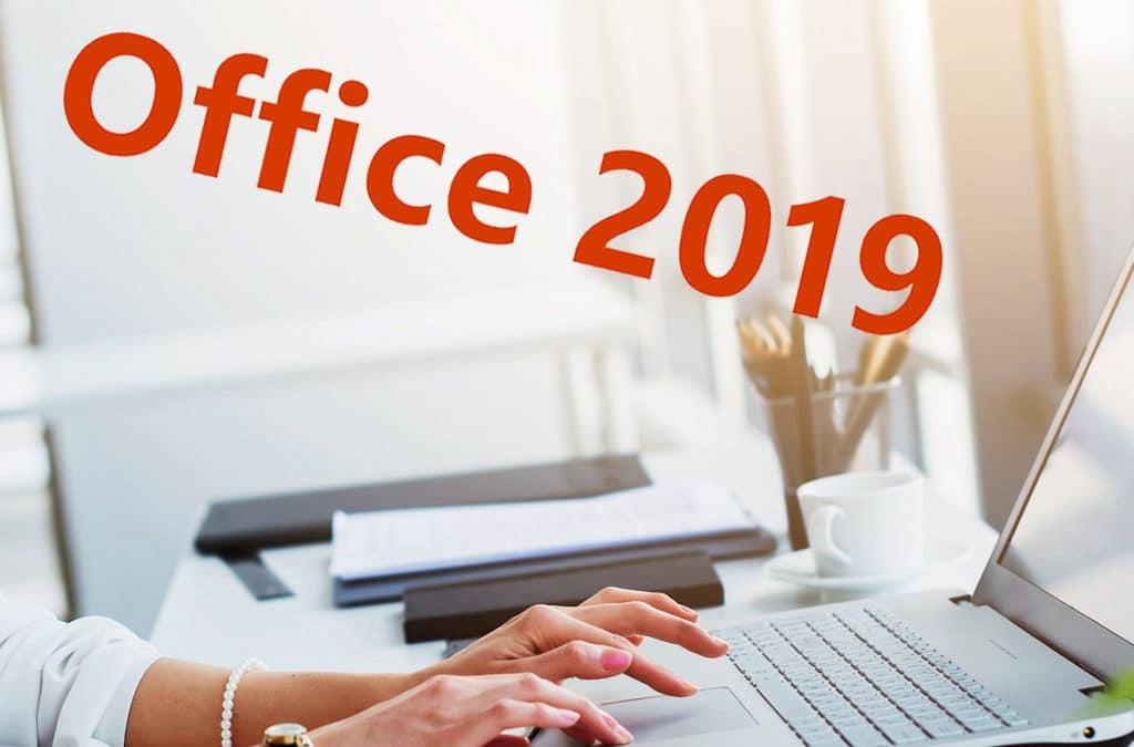 Какие нововведения присутствуют в пакете Office 2019?