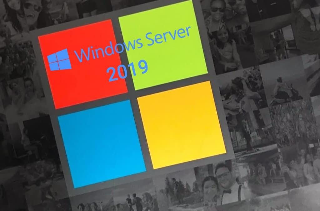 Какие обновления получила платформа Windows Server 2019?