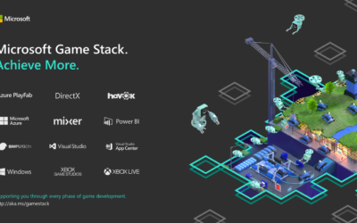 Новинка: Microsoft Game Stack