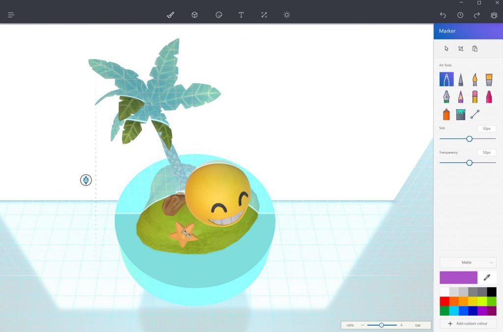 Рекомендации по 3D-контенту для Office 365