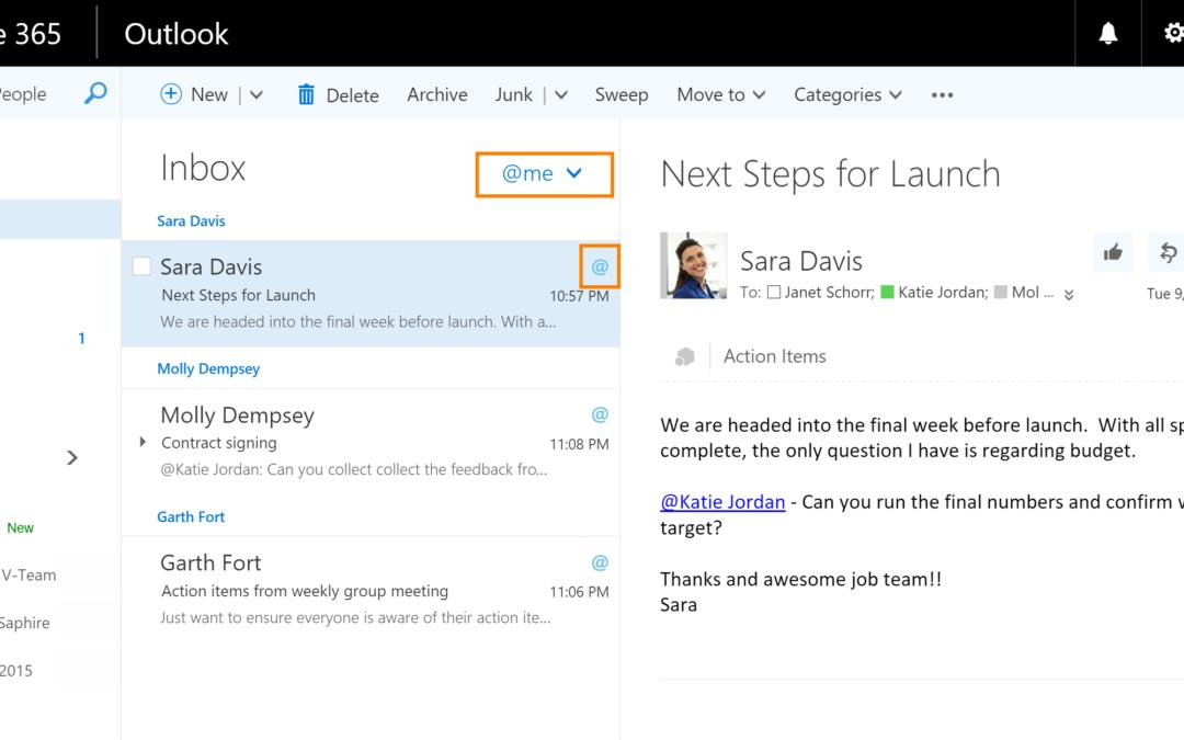 4 шага для повышения эффективности совместной работы в Office 365 Word, Excel и PowerPoint