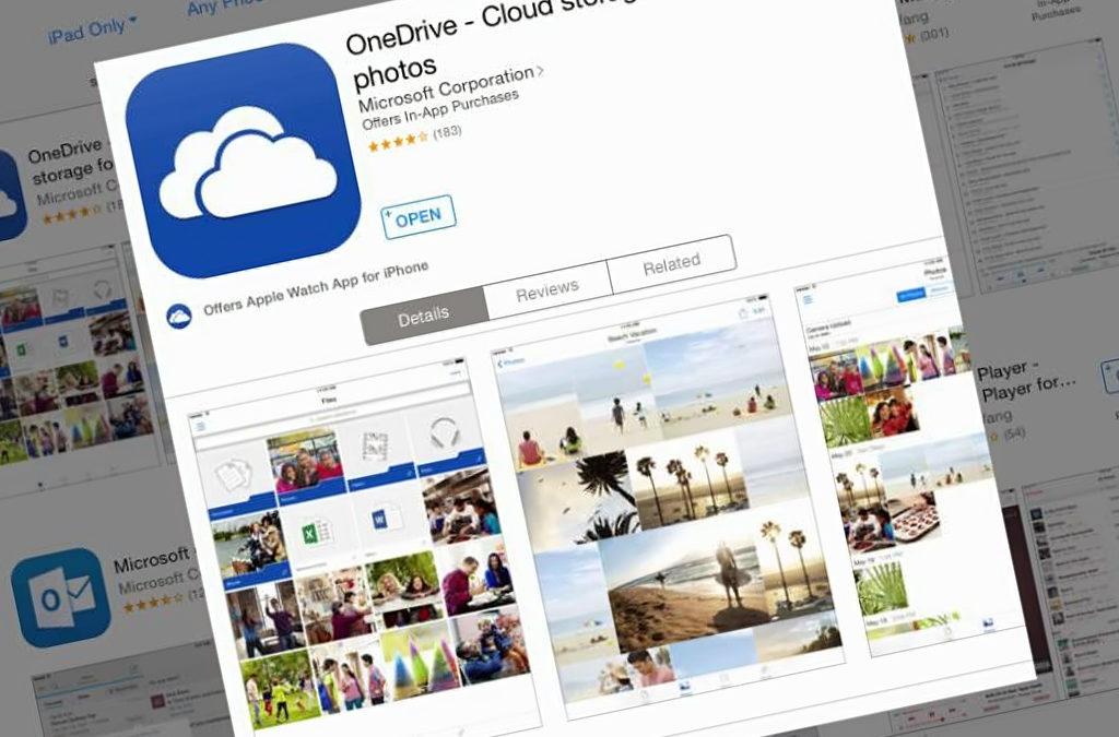 Как перенести OneDrive