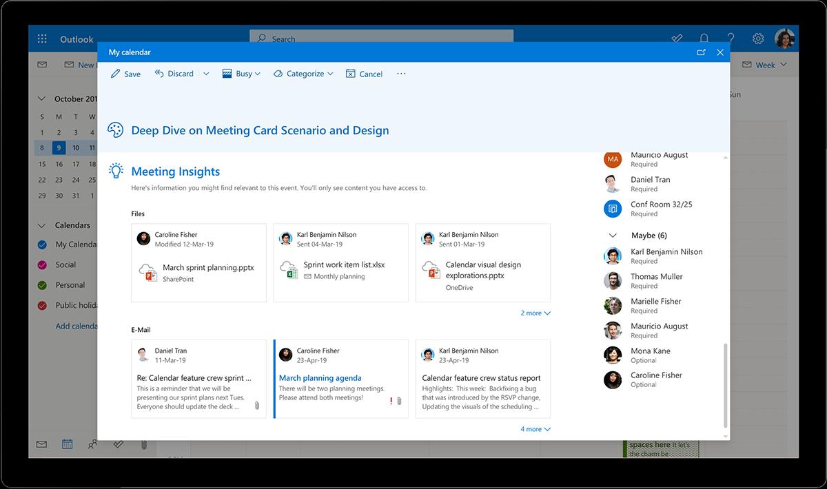 Новое в Microsoft 365 в марте: инструменты для совместной работы и повышения безопасности