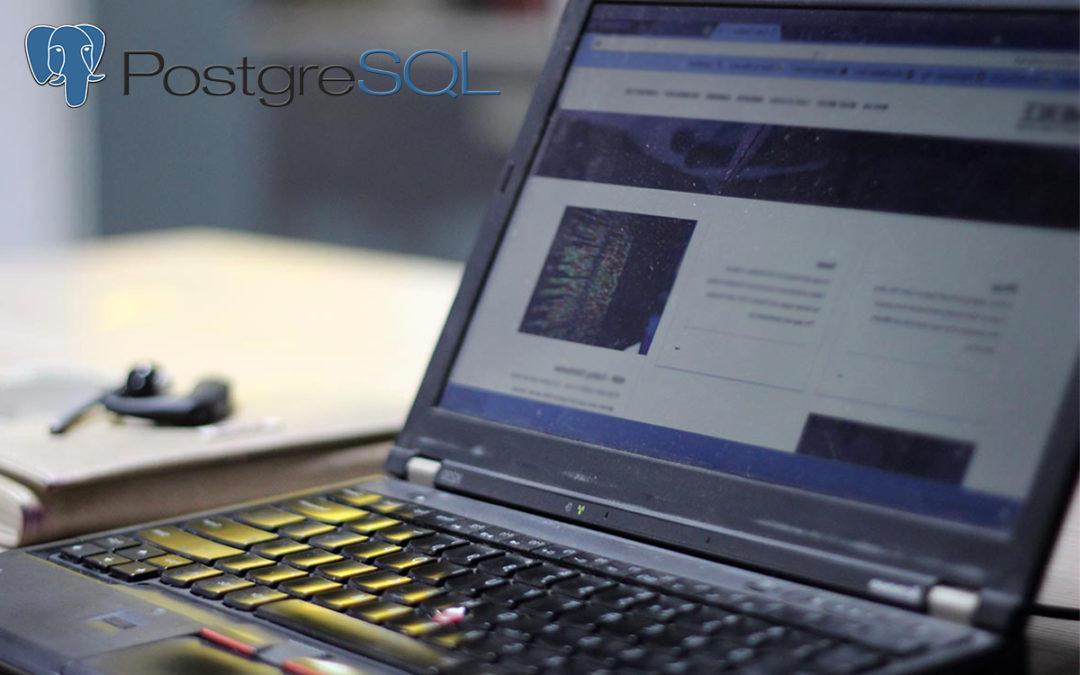 Резервное копирование баз данных PostgreSQL Windows
