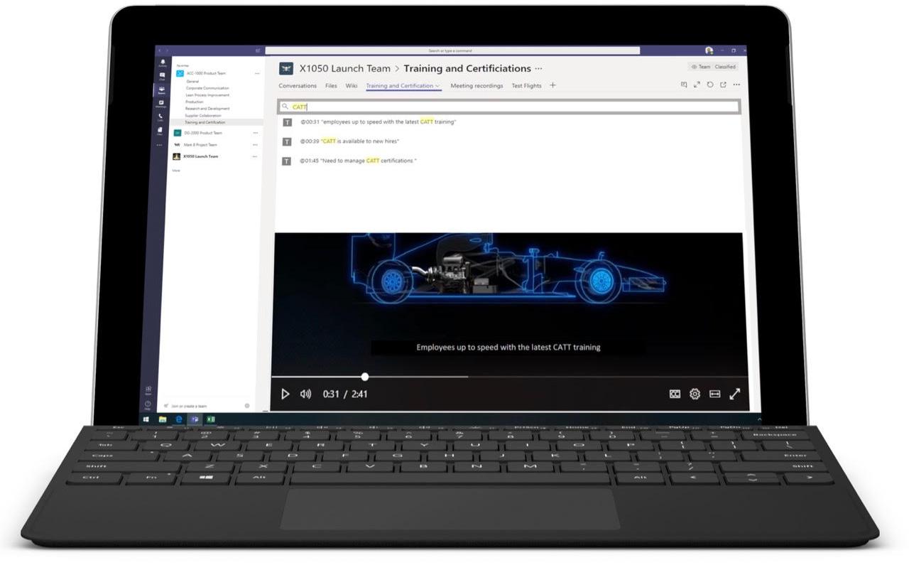 Устранение проблем в сфере производства с Microsoft 365