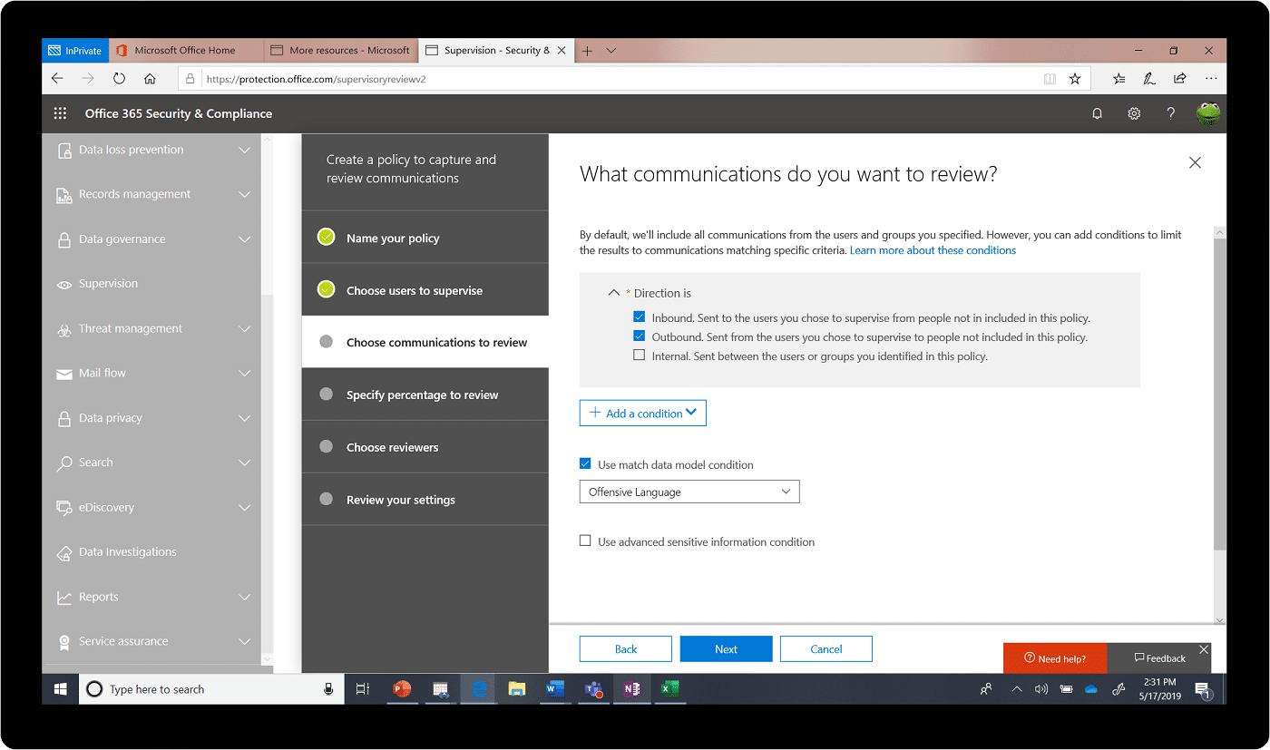 Новинки Microsoft 365 в мае
