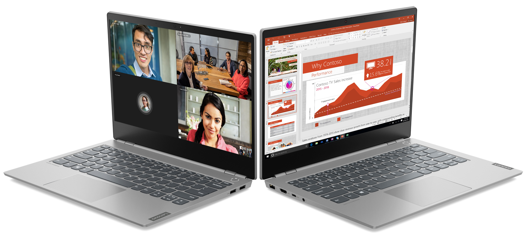 Новая серия Lenovo ThinkBook S для бизнеса