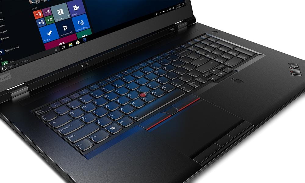 Lenovo представляет новые ThinkPad P Series