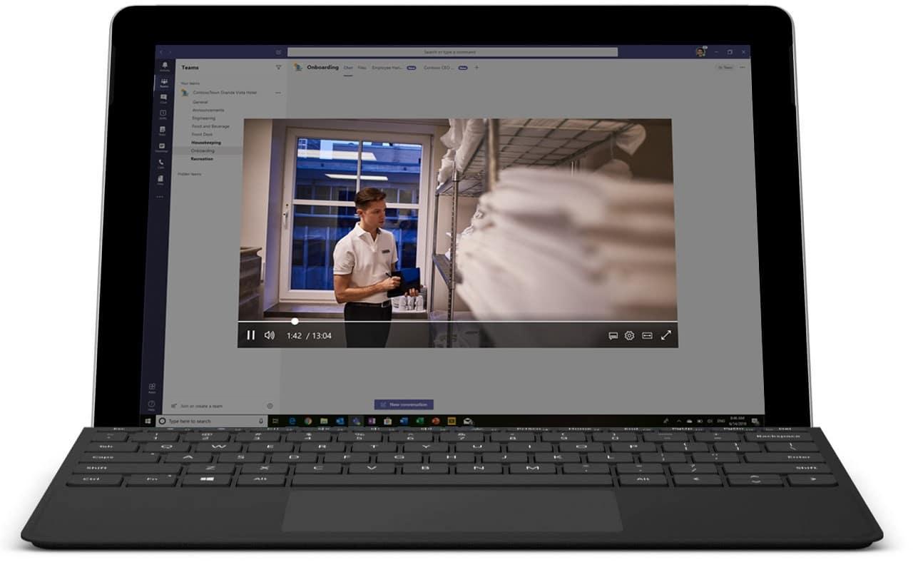 Возможности Microsoft для сотрудников гостиничного бизнеса