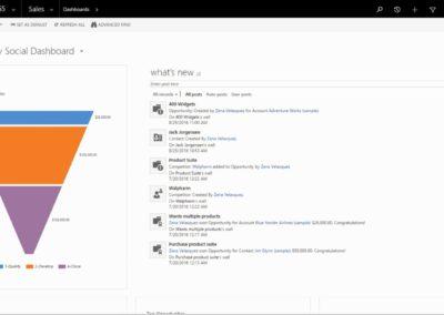 Microsoft Dynamics CRM 365 6