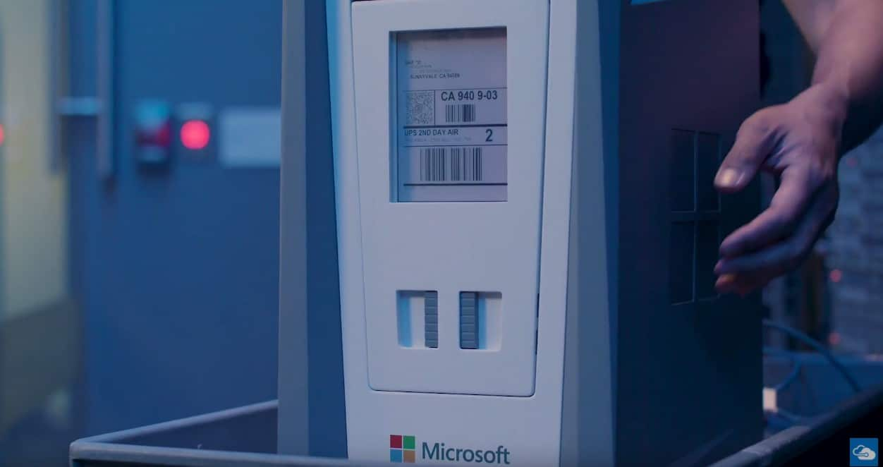 Azure Data Box Heavy теперь в общем доступе
