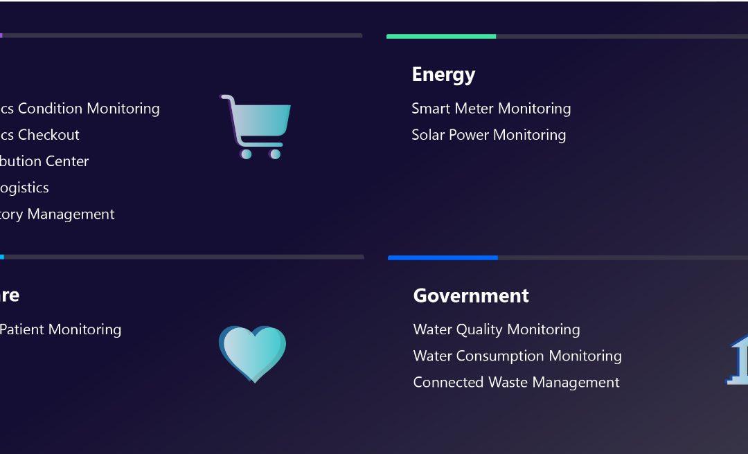 Azure IoT Central: демократизация IoT для всех разработчиков решений