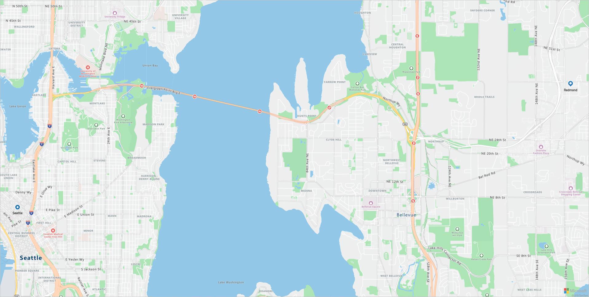 Дождь или солнце? Новые службы Azure Maps предоставят всю необходимую информацию о погодных условиях