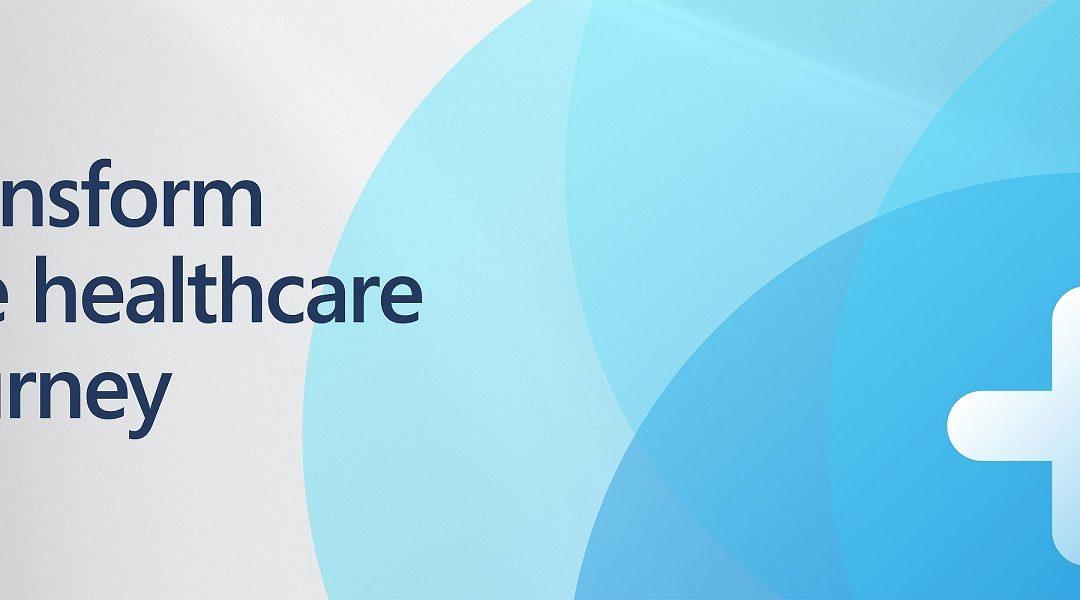 Microsoft Cloud for Healthcare: использование данных о состоянии здоровья для улучшения качества обслуживания