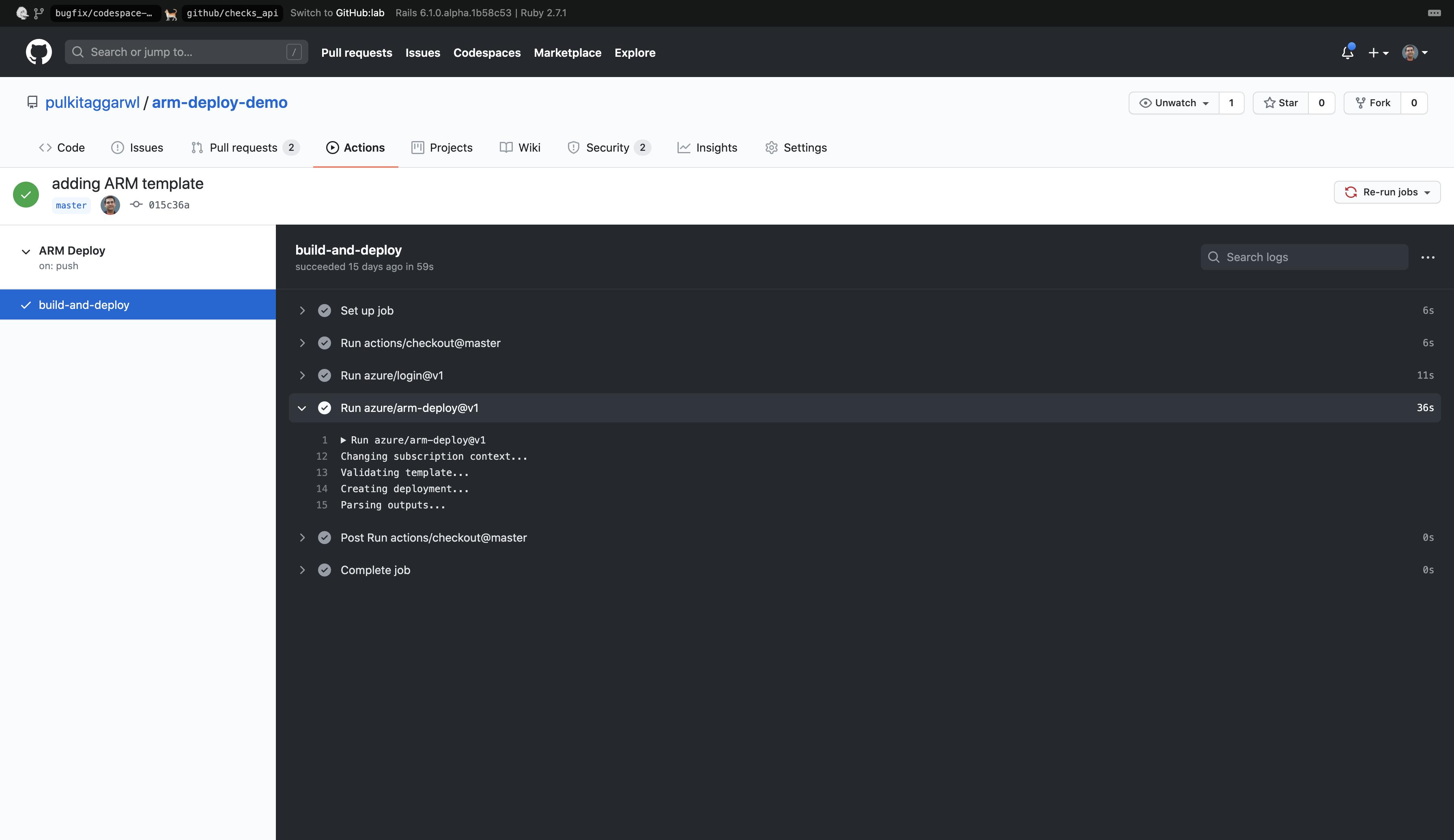 Включение устойчивых практик DevOps с кодом для автоматизации облака
